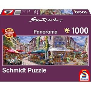 "Schmidt Spiele (59652) - Sam Park: ""Spring Atmosphere"" - 1000 pièces"