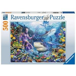"Ravensburger (15039) - ""Roi de la Mer"" - 500 pièces"