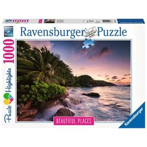 """Ravensburger (15156) - """"Island Seychelles"""" - 1000 pièces"""