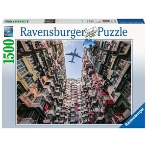 """Ravensburger (15013) - """"Hong Kong"""" - 1500 pièces"""