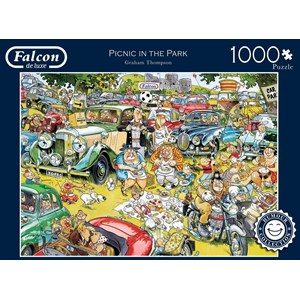 "Falcon (11199) - Graham Thompson: ""Picnic in the Park"" - 1000 pièces"