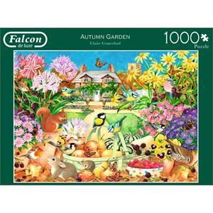 "Falcon (11222) - Claire Comerford: ""Autumn Garden"" - 1000 pièces"