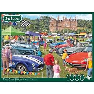 "Falcon (11298) - Victor McLindon: ""The Car Show"" - 1000 pièces"