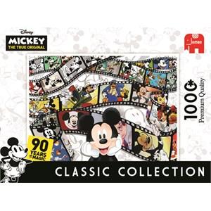 "Jumbo (19493) - ""Disney, Mickey 90th Anniversary"" - 1000 pièces"