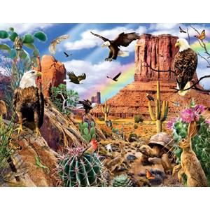 """SunsOut (35156) - Lori Schory: """"Desert Eagles"""" - 1000 pièces"""