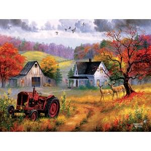 "SunsOut (69626) - Abraham Hunter: ""Heartland Home"" - 1000 pièces"