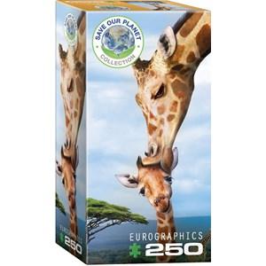 "Eurographics (8251-0294) - ""Giraffes"" - 250 pièces"