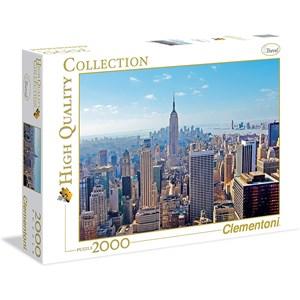 "Clementoni (32544) - ""New York"" - 2000 pièces"