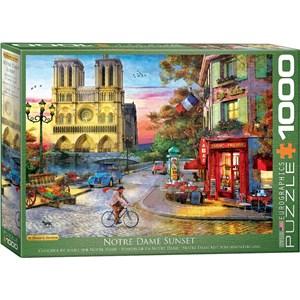 """Eurographics (6000-5530) - """"Notre Dame"""" - 1000 pièces"""