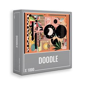 """Cloudberries (33000) - Ori Toor: """"Doodle"""" - 1000 pièces"""