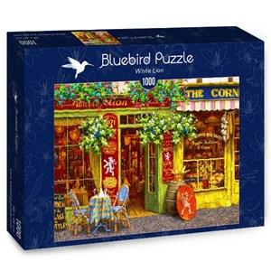 """Bluebird Puzzle (70062) - Viktor Shvaiko: """"White Lion"""" - 1000 pièces"""