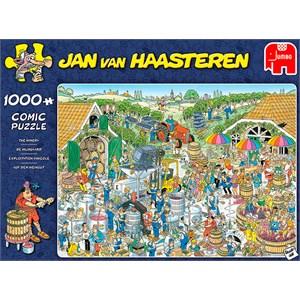 "Jumbo (19095) - Jan van Haasteren: ""The Winery"" - 1000 pièces"