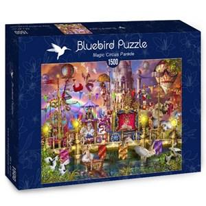 """Bluebird Puzzle (70117) - Ciro Marchetti: """"Magic Circus Parade"""" - 1500 pièces"""