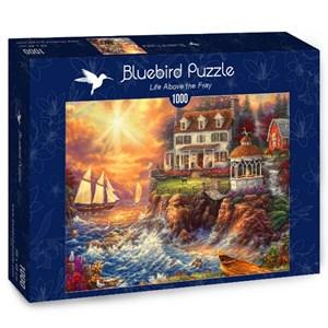 "Bluebird Puzzle (70207) - Chuck Pinson: ""Life Above the Fray"" - 1000 pièces"