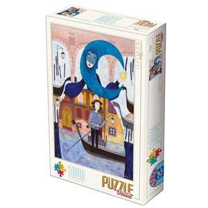 "D-Toys (75246) - Kurti Andrea: ""Venice"" - 1000 pièces"
