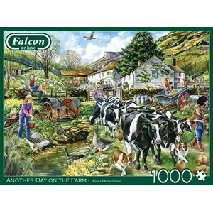 """Falcon (11283) - """"Another Day on the Farm"""" - 1000 pièces"""