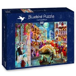 "Bluebird Puzzle (70163) - ""Carnival Moon"" - 3000 pièces"