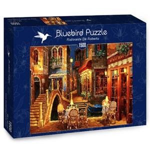 "Bluebird Puzzle (70213) - Viktor Shvaiko: ""Ristorante Da Roberto"" - 1500 pièces"