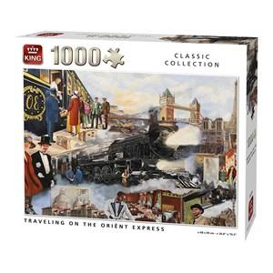 "King International (05773) - ""Orient Express"" - 1000 pièces"
