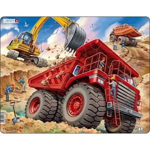 """Larsen (US36) - """"Camion Géant"""" - 33 pièces"""