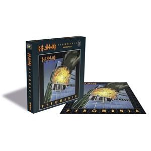 "Rock Saw (RSAW072PZ) - ""Def Leppard, Pyromania"" - 500 pièces"