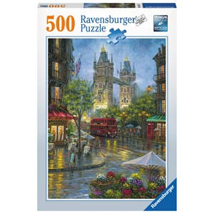 """Ravensburger (14812) - """"Londres Pittoresque"""" - 500 pièces"""