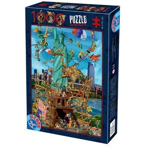 """D-Toys (74706) - """"New York"""" - 1000 pièces"""