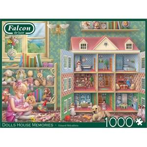 "Falcon (11276) - Eduard Shlyakhtin: ""Dolls House Memories"" - 1000 pièces"