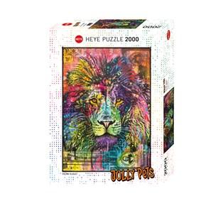 "Heye (29894) - Dean Russo: ""Lion's Heart"" - 2000 pièces"