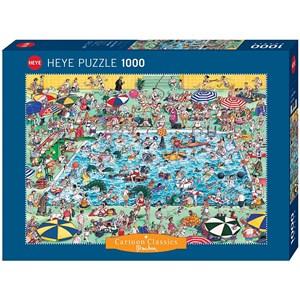 "Heye (29904) - Roger Blachon: ""Cool Down!"" - 1000 pièces"