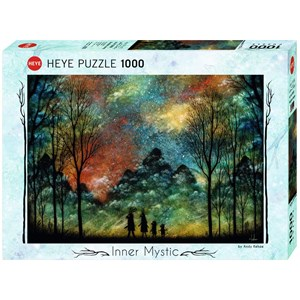 "Heye (29908) - Andy Kehoe: ""Wondrous Journey"" - 1000 pièces"