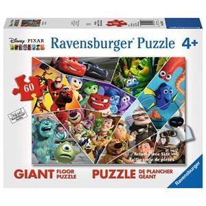 "Ravensburger (05548) - ""Disney, Ultimate Pixar"" - 60 pièces"