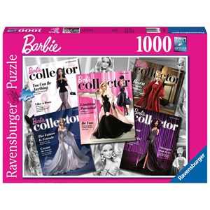 "Ravensburger (15020) - ""Collector Barbie"" - 1000 pièces"