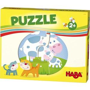 """HABA (303762) - """"On The Farm"""" - 2 pièces"""