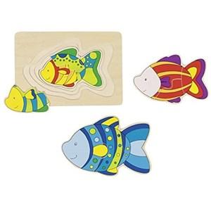 "Goki (57897) - ""Fish"" - 11 pièces"
