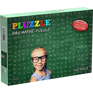 "Puls Entertainment (55555) - ""The Maths Puzzle, The first puzzle to calculate"" - 300 pièces"