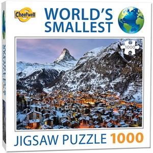 """Cheatwell Games (13114) - """"Matterhorn"""" - 1000 pièces"""
