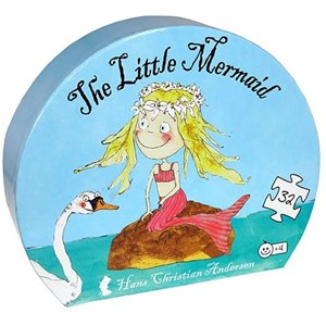 """Barbo Toys (6104) - """"Hans Christian Andersen, The Little Mermaid"""" - 32 pièces"""