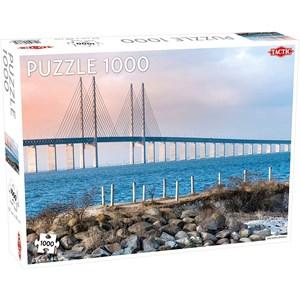"""Tactic (56683) - """"Oresund Bridge"""" - 1000 pièces"""
