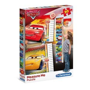 """Clementoni (20324) - """"Disney Cars"""" - 30 pièces"""