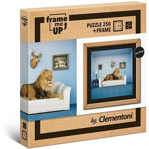 """Clementoni (38500) - """"The Master of the house"""" - 250 pièces"""