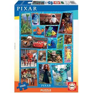 "Educa (18497) - ""Pixar"" - 1000 pièces"