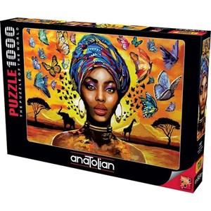 "Anatolian (ANA1087) - ""Delightful Woman"" - 1000 pièces"
