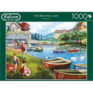 """Falcon (11252) - Alla Badsar: """"The Boating Lake"""" - 1000 pièces"""