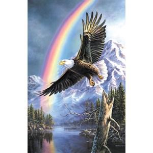 """SunsOut (28472) - James Meger: """"Eagle of Promise"""" - 1000 pièces"""