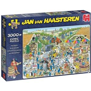 "Jumbo (19198) - Jan van Haasteren: ""The Winery"" - 3000 pièces"