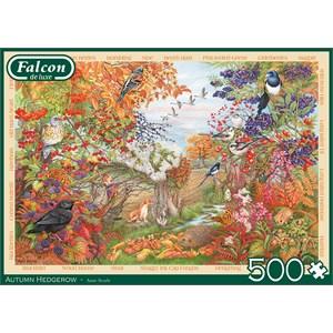 """Falcon (11270) - Anne Searle: """"Haie d'Automne"""" - 500 pièces"""