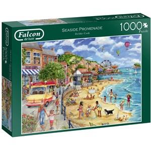 """Falcon (11264) - Debbie Cook: """"Seaside Promenade"""" - 1000 pièces"""