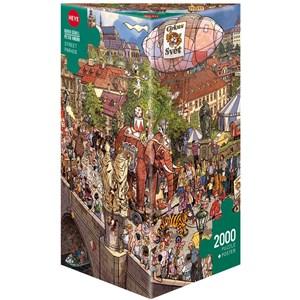 "Heye (29926) - Doro Göbel: ""Street Parade"" - 2000 pièces"