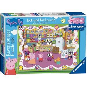 "Ravensburger (6961) - ""Peppa Pig"" - 16 pièces"